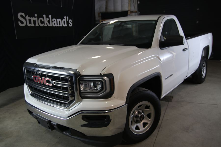 Used 2018 GMC SIERRA 1500 For Sale