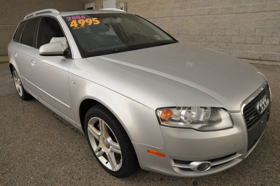 Used 2006 Audi A4 For Sale