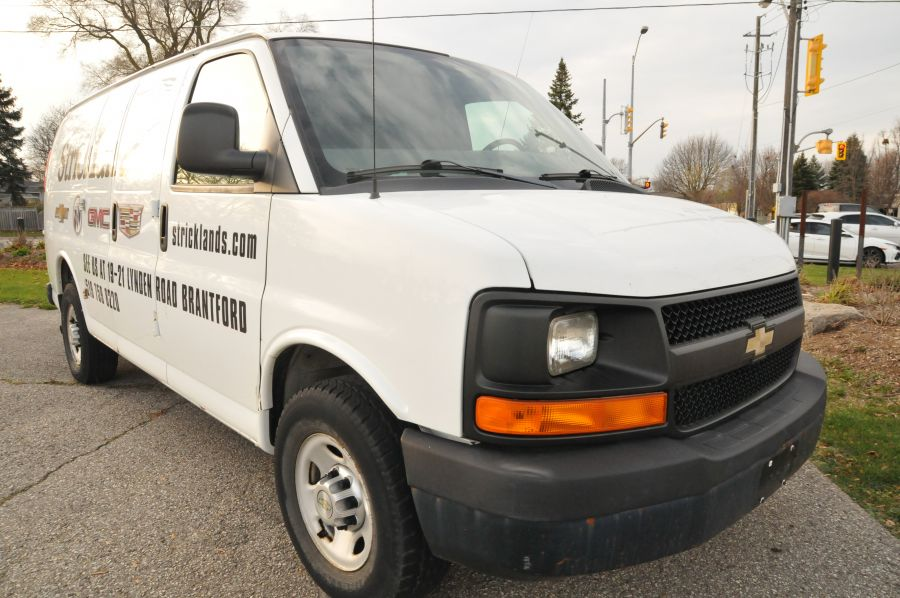 Used 2010 Chevrolet EXPRESS 2500 For Sale