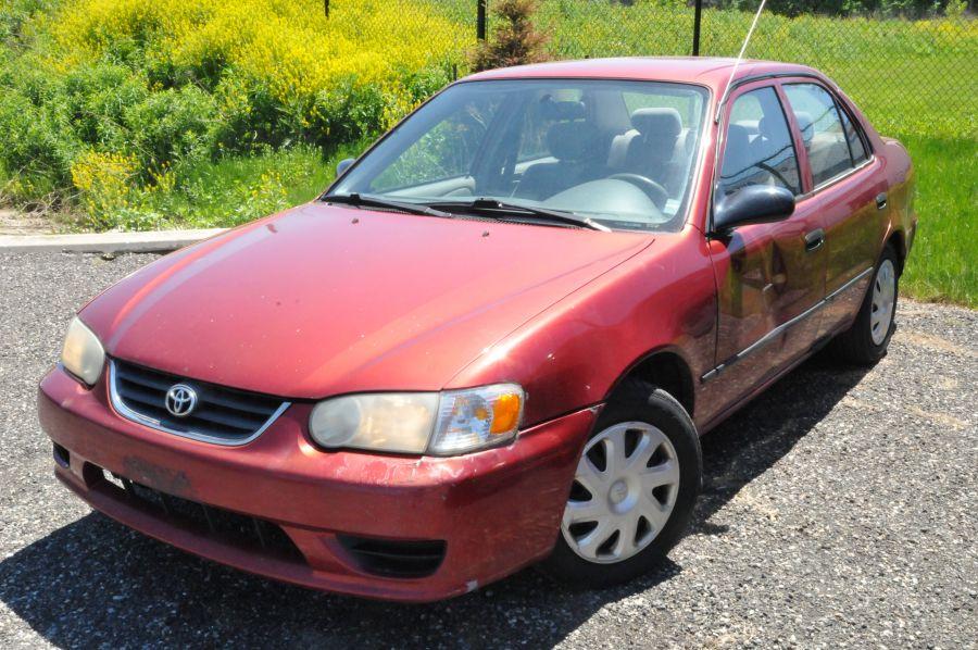 2002 Toyota Corolla For Sale