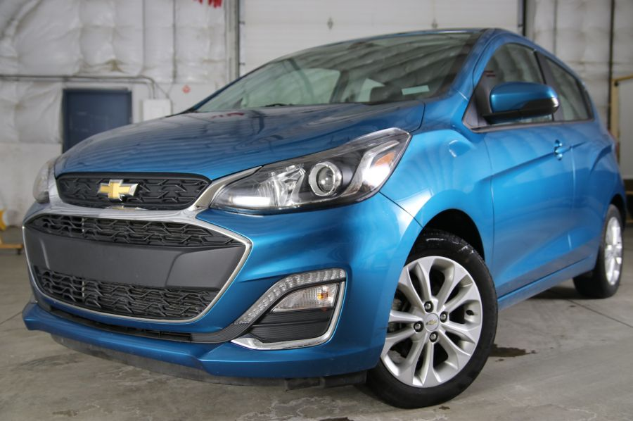 Used 2019 CHEVROLET SPARK For Sale