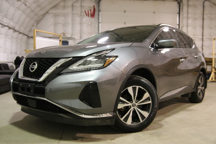 Used 2019 NISSAN MURANO For Sale