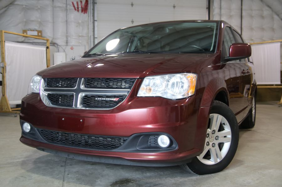 Used 2019 DODGE GRAND CARAVAN For Sale