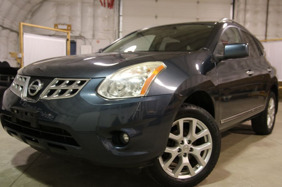 Used 2012 NISSAN ROGUE For Sale