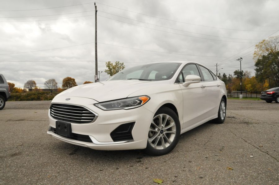 Used 2020 FORD FUSION For Sale