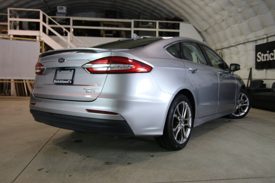 2020 Ford Fusion For Sale