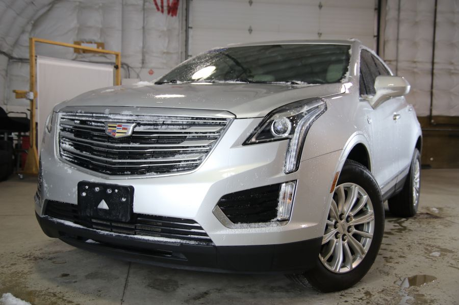 Used 2018 CADILLAC XT5 FWD For Sale