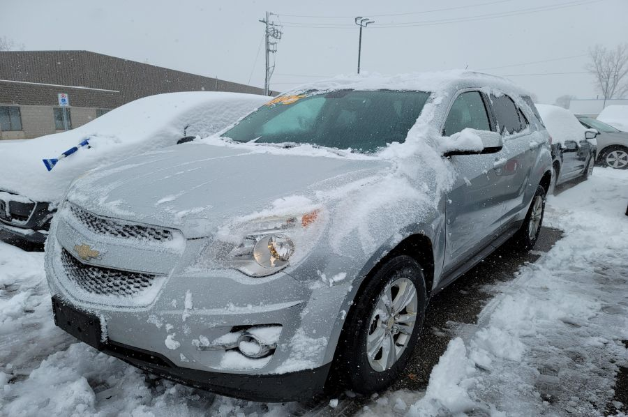 Used 2010 CHEVROLET EQUINOX For Sale