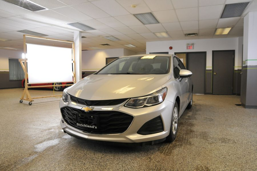 Used 2019 CHEVROLET CRUZE For Sale