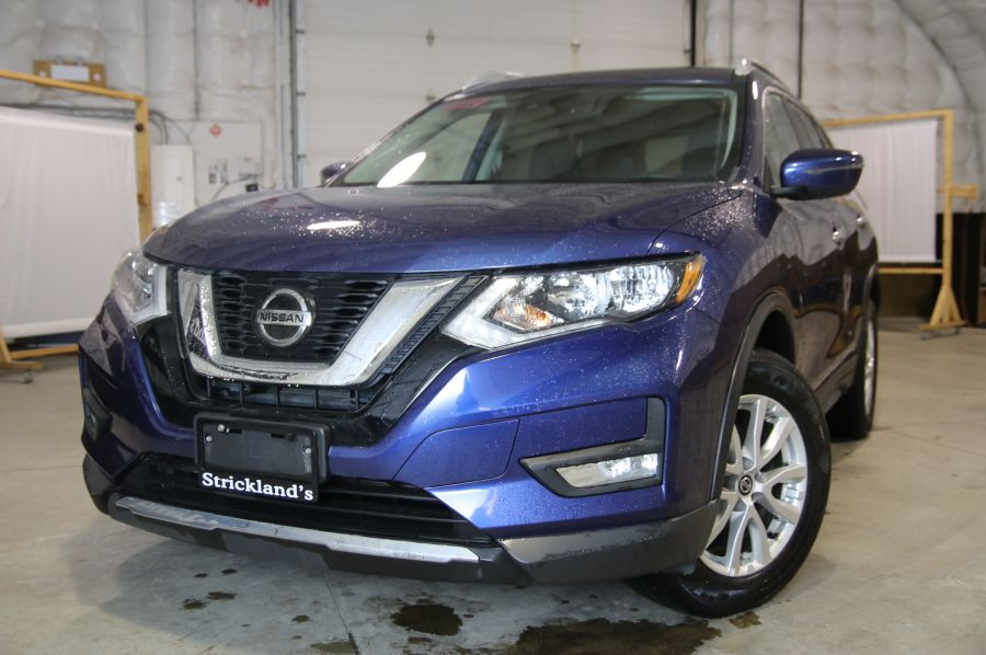 Used 2020 NISSAN ROGUE For Sale