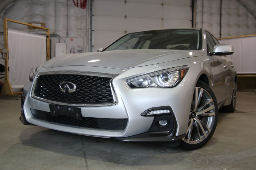 Used 2019 INFINITI Q50 For Sale