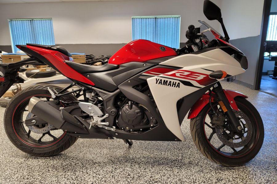 Used 2015 Yamaha Motorcycle  For Sale